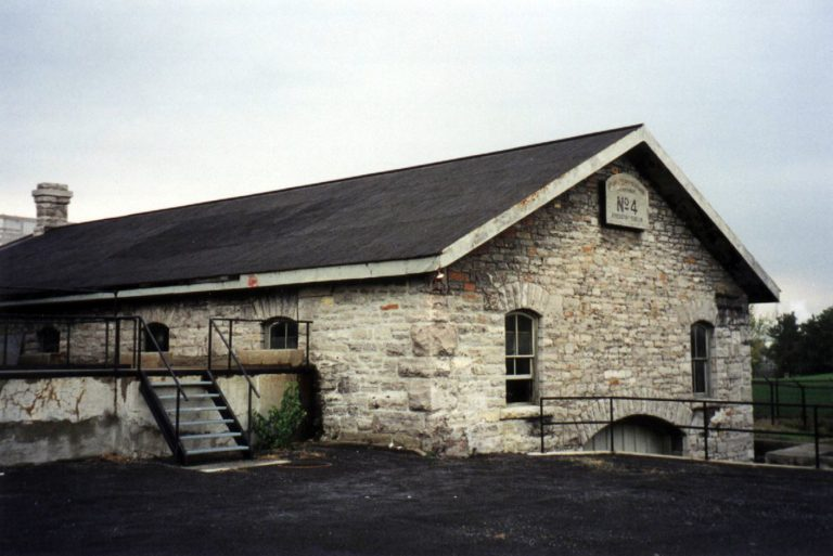 Generating Station No. 4