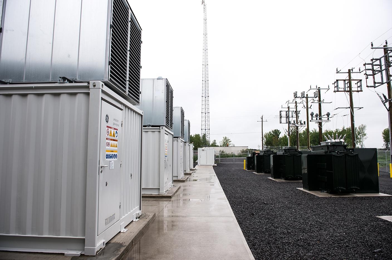 Moose Creek Landfill Generating Facility