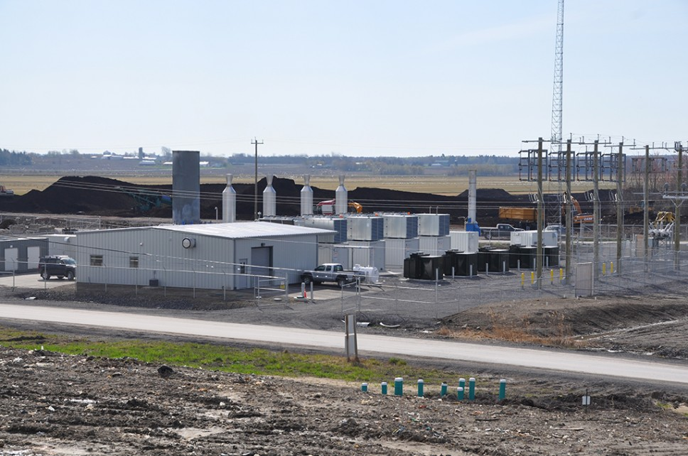 Portage Power Landfill 14