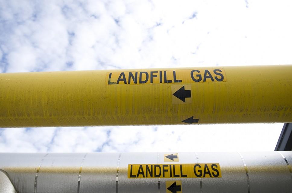 Portage Power Landfill 7