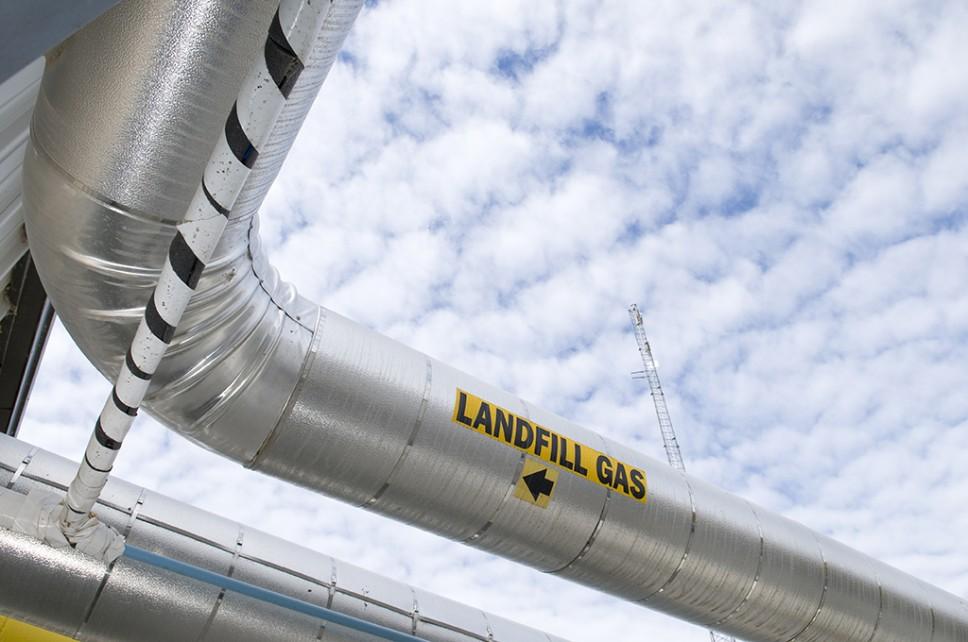 Portage Power Landfill 9