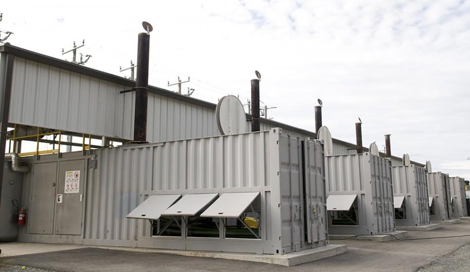 Portage Power Landfill