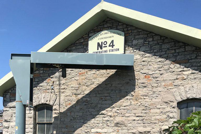 Generating Station No. 4 6