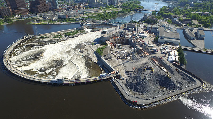 Chaudiere Falls Generating Station