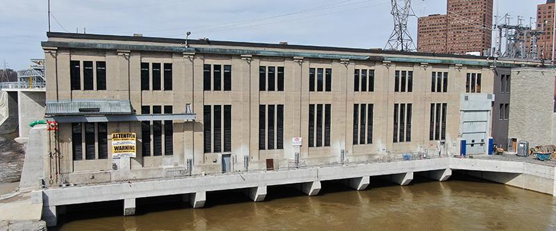 chaudiere-gatineau-hydroelectric-station